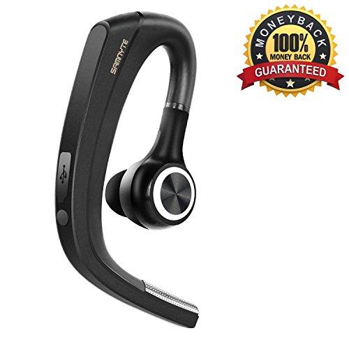 New Bluetooth Headset, 4 1 Wireless Bluetooth Earpiece Handy