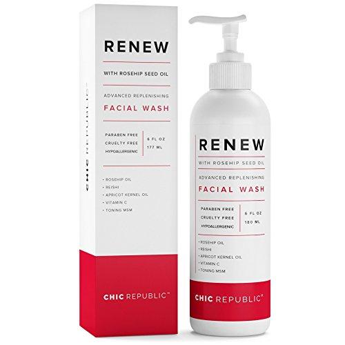 Anti Aging Facial Wash | Organic All Natural Skin Brightening Face