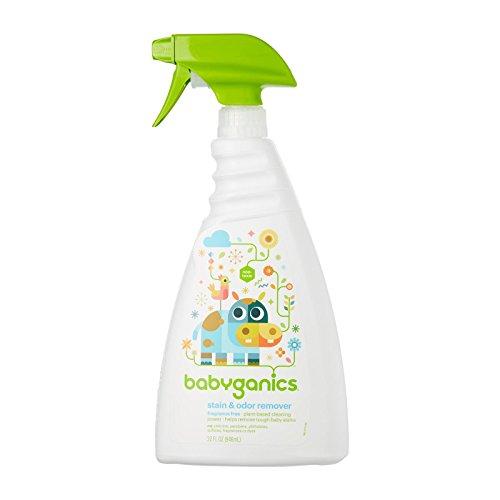 Babyganics Stain Amp Odor Remover Spray Fragrance Free
