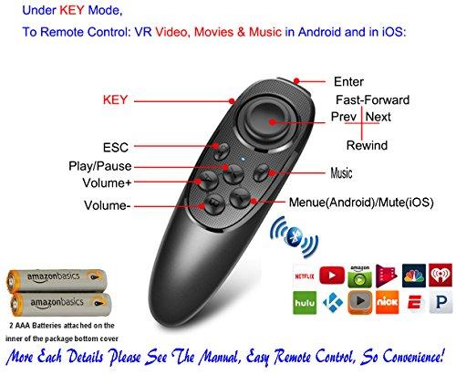 Universal Wireless Gamepad VR Controller