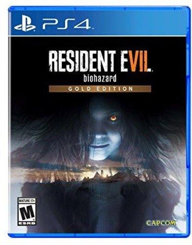PlayStation 4 – Resident Evil 7 Biohazard Gold Edition