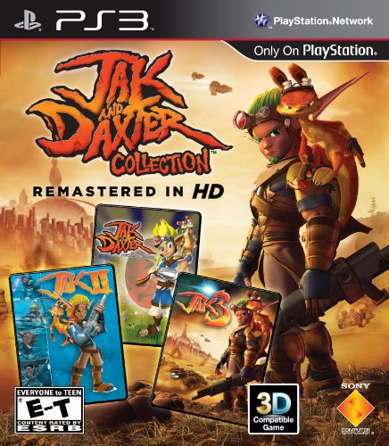 Jak & Daxter Collection – Playstation 3