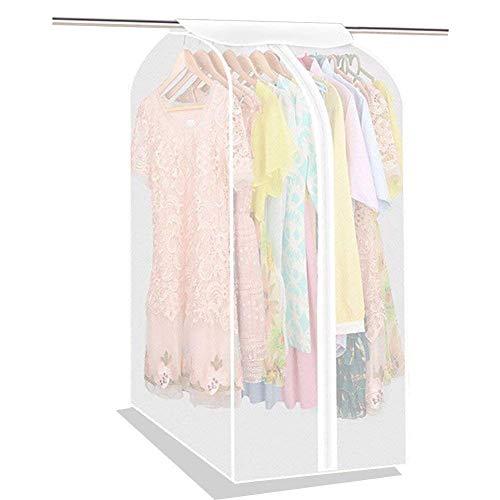 Jumbo Frameless Garment Bag Organize Storage Clean Neat 24