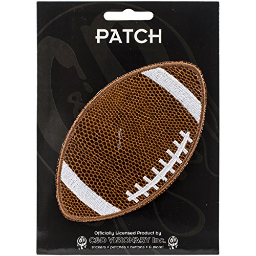Application Football Patch