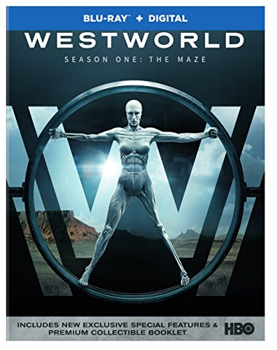 Westworld: The Complete First Season BD Blu-ray