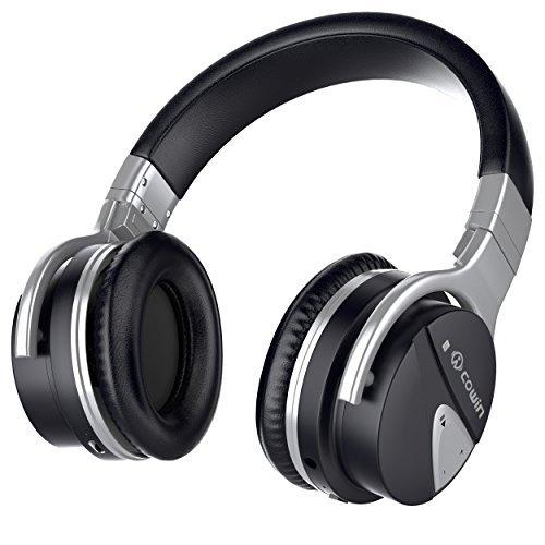 Wireless Headphones, Marvotek Bluetooth Headphones Over Ear Headphones Stereo Headphones Noise Cancelling Headphones with Microphone Adjustable Earphones ANC Headset