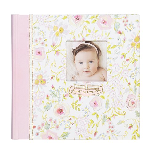 Sweet As Can Be – C.R. Gibson Slim Bound Photo Journal Album, Measures 9 x 8.9″
