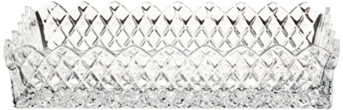 Fifth Avenue Crystal Muirfield Bread Tray