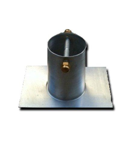 Rain Chain Gutter Installer Aluminum