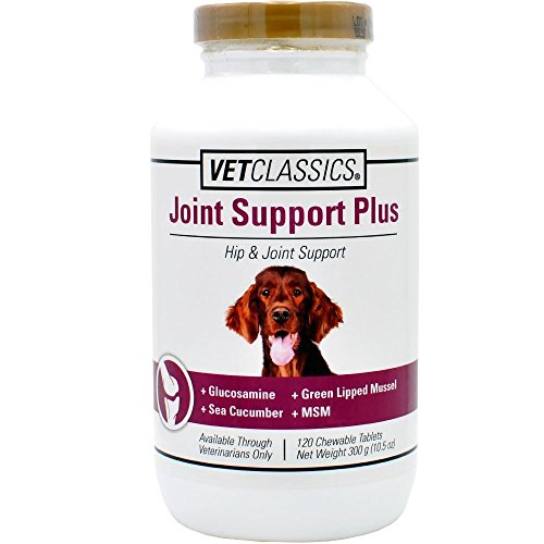 VET CLASSICS Canine Joint Support Plus 120 Tablets
