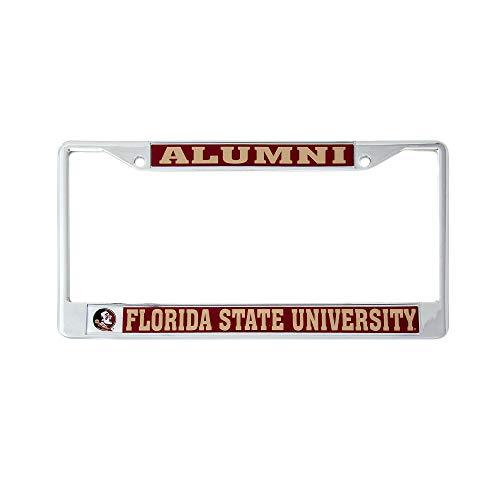 Top 7 FSU Alumni License Plate Frame – License Plate Frames