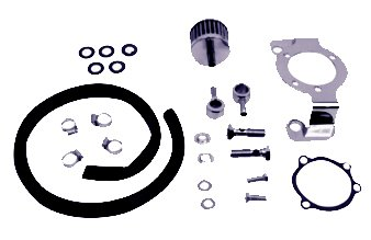 Top 10 DK Customs Breather Kit – Powersports Air Filters