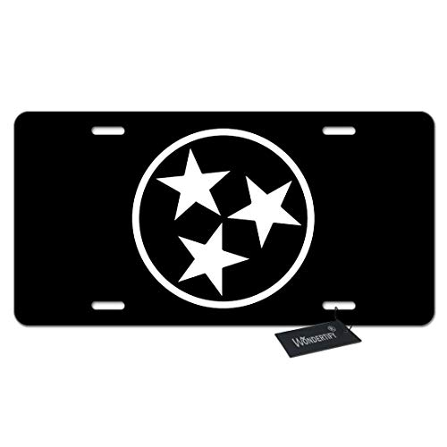 Top 9 Tennessee License Plate – License Plate Covers
