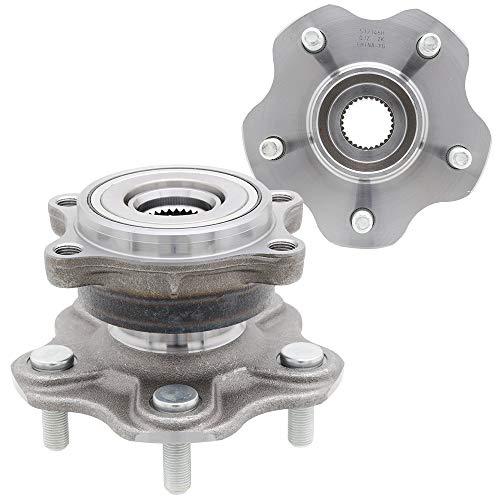 Top 10 Rear Wheel Bearing Hub Assembly for 2004 Infiniti G35 – Automotive Replacement Hub Assemblies Bearings