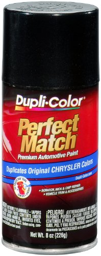 Top 6 Brilliant Black Crystal Pearlcoat – Automotive Touchup Paint