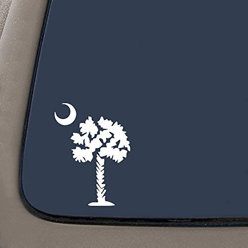 Top 7 South Carolina Car Decal – Bumper Stickers, Decals & Magnets