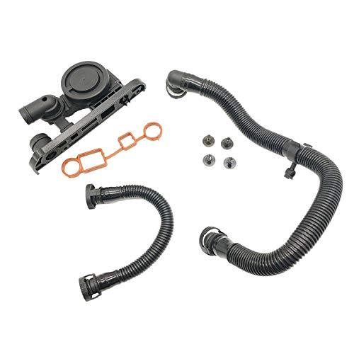 Top 10 Crankcase Breather Hose for Audi 2012 – Automotive Replacement Emission PCV Valves & Breathers