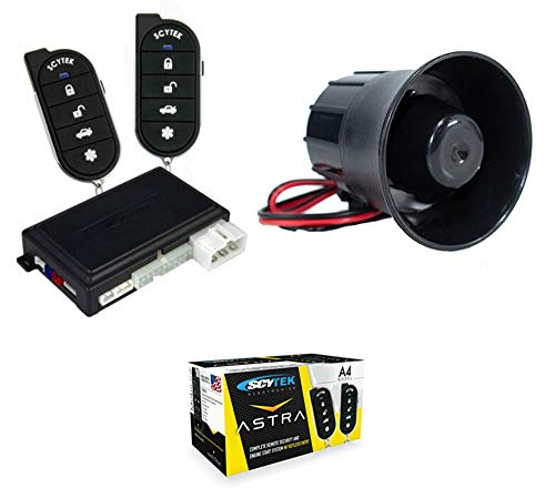 Top 8 Alarm System for Cars Key Less – Electronics Features