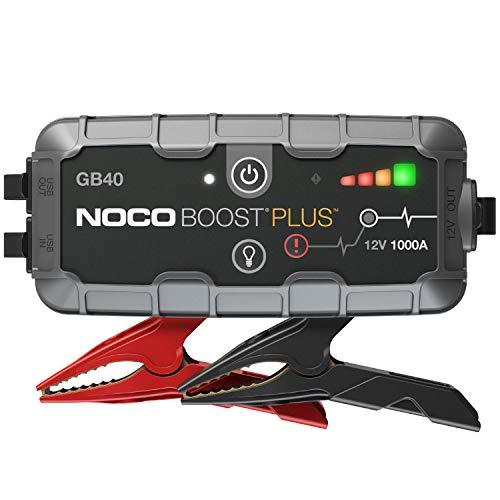 Top 10 Genius Boost GB40 7000 Joules – Automotive Replacement Batteries & Accessories