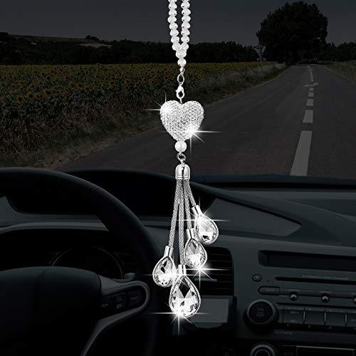 Top 10 Rear View Mirror Accessories for Women – Automotive Interior Mirrors