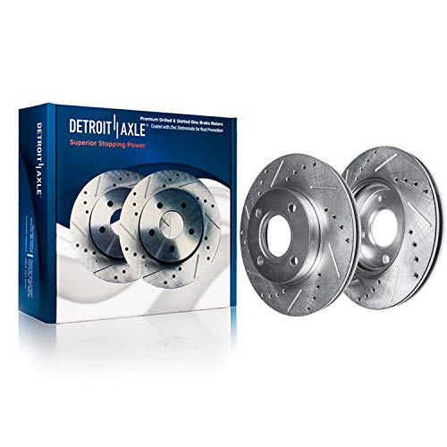 Top 10 Rotors Front Only – Automotive Replacement Brake Rotors