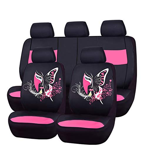 Top 10 Butterfly Car Seat Covers – Automotive Seat Covers