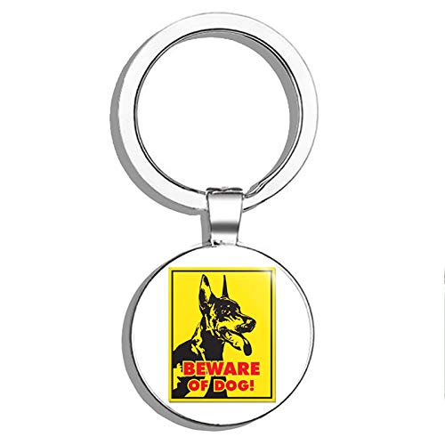 Top 10 Beware of Dog Sign Metal – Keychains