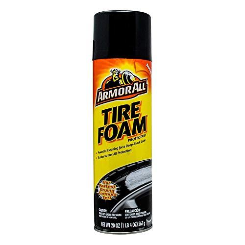Top 8 Armor All Tire Foam – Automotive Tire Care