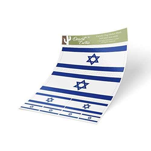 Top 9 Israel Flag Sticker – Bumper Stickers, Decals & Magnets