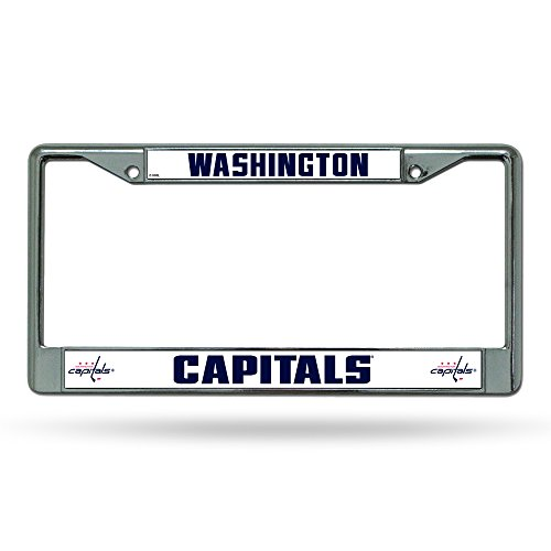 Top 8 Washington Capitals License Plate Frame – Sports Fan License Plate Frames