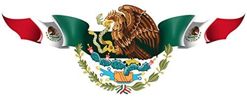 Top 9 Mexican Car Stickers – Automotive Exterior Accessories