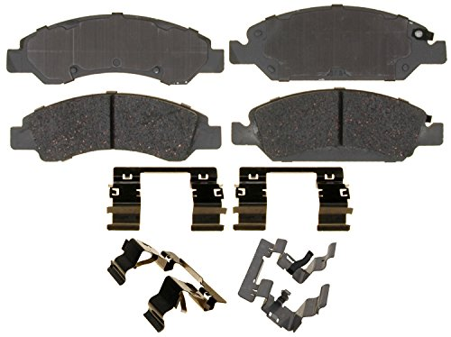 Top 10 Ac Delco Front Brake Pads – Automotive Replacement Brake Pads
