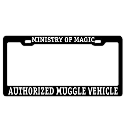 Top 10 Harry Potter Car Decal – License Plate Frames