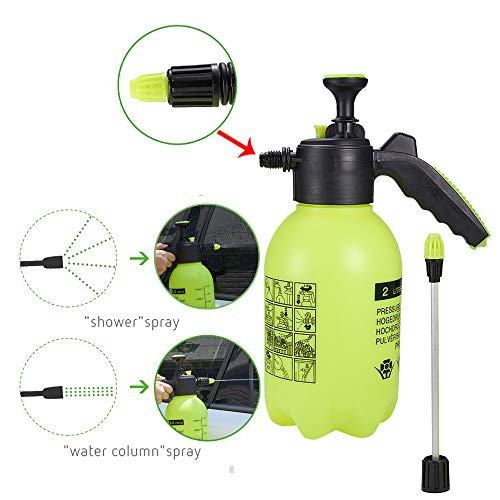 Top 9 Pump Up Sprayer – Car Care