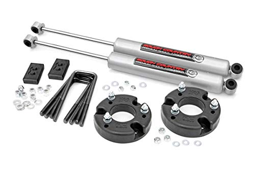 Top 10 2016 F150 Leveling Kit – Automobile Chassis Body & Suspension Lift Kits