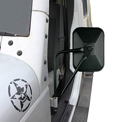 Top 9 Mirrors for Jeep Wrangler Doors Off – Automotive Exterior Mirrors