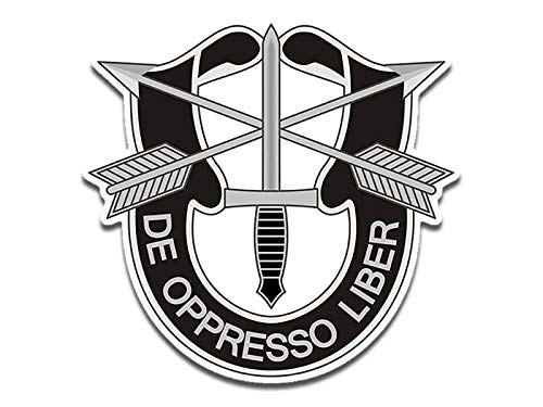 Top 8 Special Forces Sticker – Bumper Stickers, Decals & Magnets