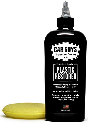 Top 9 Wipe New Trim Restorer – Automotive Plastic Care Products