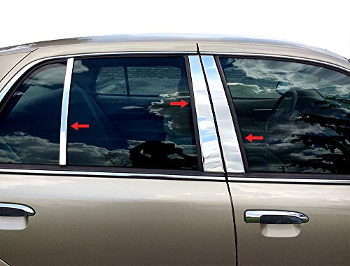 Top 8 Grand Marquis Accessories – Automotive Window Moldings