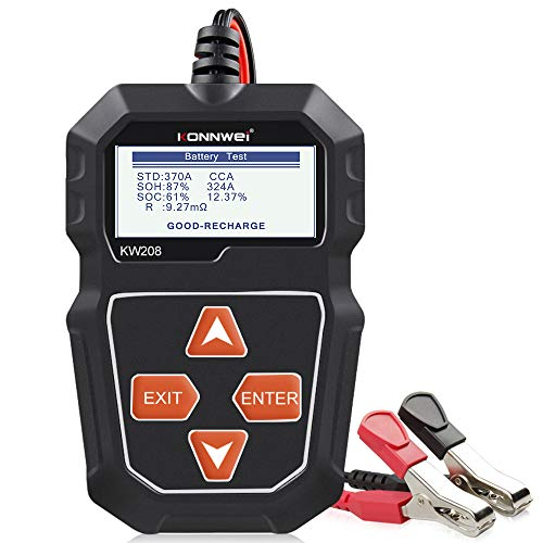 Top 10 AGM Battery Tester – Battery Testers