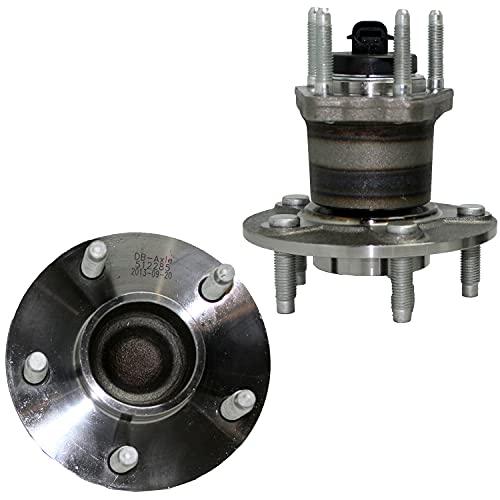 Top 10 Wheel Hub Rear – Automotive Replacement Hub Assemblies Bearings