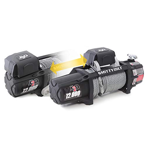 Top 10 12000 LB Winch Synthetic Rope – Towing Winches