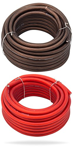 Top 10 AWG 8 Gauge Wire – Car Amplifier Power & Ground Cable