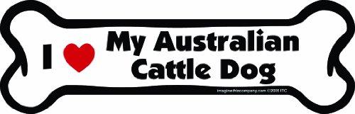 Top 9 Cattle Dog Sticker – Bumper Stickers, Decals & Magnets