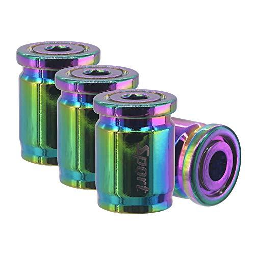 Top 10 Colorful Valve Caps – Tire Valve Stem Caps