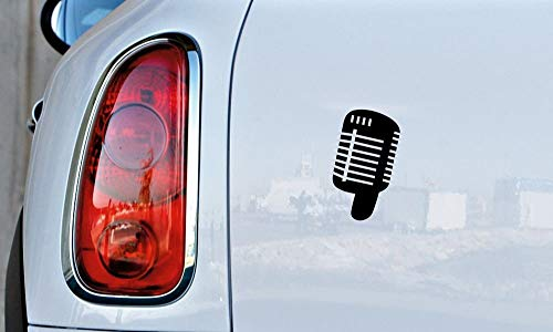 Top 8 Microphone for Recording – Bumper Stickers, Decals & Magnets