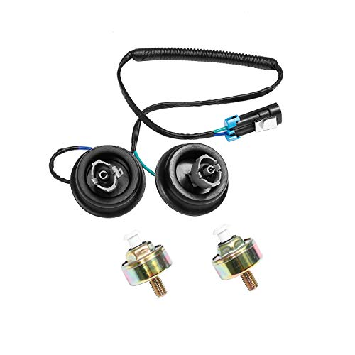 Top 10 Knock Sensor Kit Silverado 5.3 – Automotive Replacement Detonation Sensors