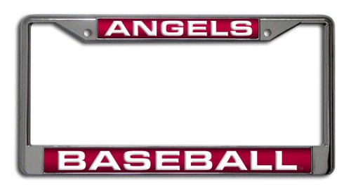 Top 6 Angels Baseball License Plate Frame – Sports Fan License Plate Frames