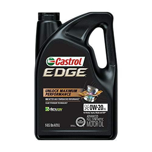 Top 9 Castrol Edge 0W-20 High Milage – Motor Oils