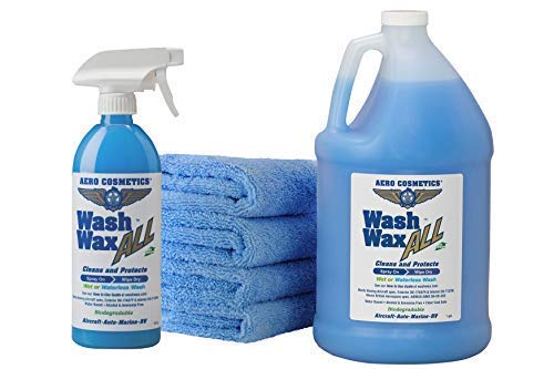 Top 10 Wash And Wax – Waterless Car Washing Treatments